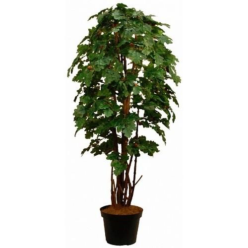 Дуб Искусственное дерево в кашпо купить в Краснодаре