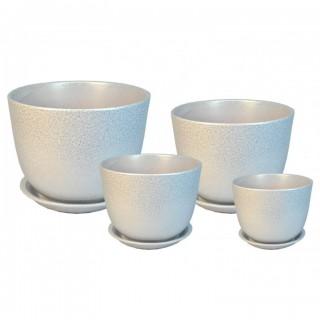 Комплект керамических горшков Милан ГЛ 508