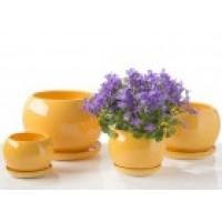 Горшки керамические Eko-ceramika
