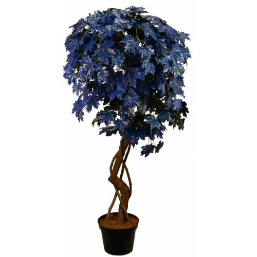 Клён Синий Искусственное дерево в кашпо купить в Краснодаре