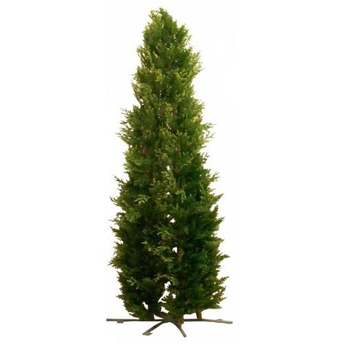 Туя Искусственное дерево монтаж в пол купить в Краснодаре