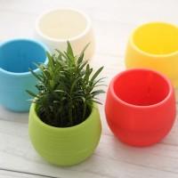 Горшки для цветов Ливингрин- пластиковые по выгодной цене