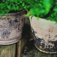 Керамические горшки для цветов по выгодной цене