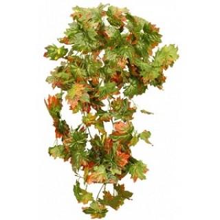 Искусственное растение Клен в кашпо
