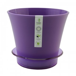 ЛОТОС  Фиолетовый  с поддоном