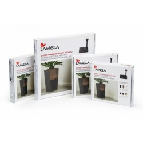 Automatic watering system for pots Phinezia Yucca