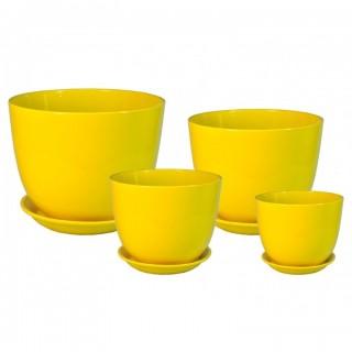 Комплект керамических горшков Милан ГЛ 502