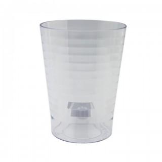 ЭЛЬБА  Прозрачный для орхидей пластиковый, 1,6 литра