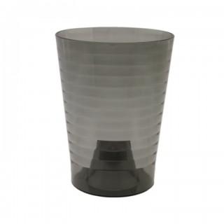 ЭЛЬБА  Серый для орхидей пластиковый, 1,6 литра