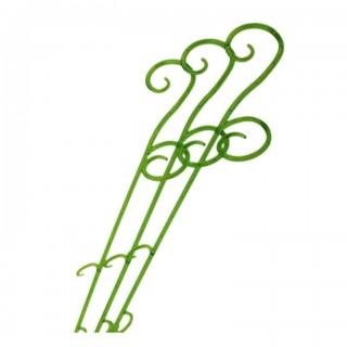 ОПОРА  Зеленый для орхидей пластиковый