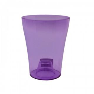 ТИСА Фиолетовый для орхидей пластиковый, 1,5 литра