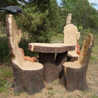 Садово-парковые скульптуры